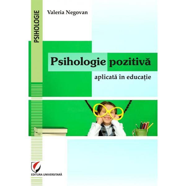 Introducere7Capitolul1 Psihologia pozitiva – stiinta si practica a construirii vietii pozitive la nivel individual si comunitar1311 Psihologia pozitiva – o istorie foarte