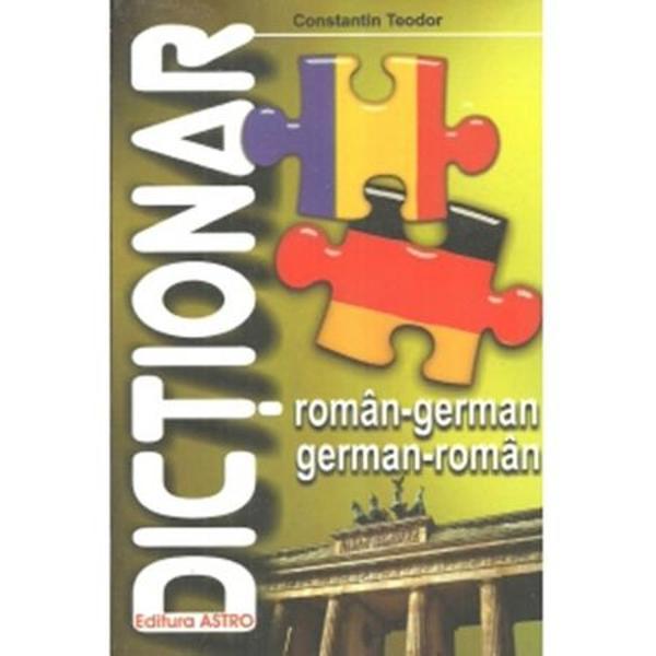 Acest dictionar a fost conceput pentru a acoperi in primul rand necesitatile acestora dar nu numai El poate fi folosit si de catre vorbitorii avansati de limba germana deoarece pe langa cuvintele de uz curent contine si o serie de cuvinte din diferite domenii de activitate cuvinte ce se folosesc mai rar in vorbirea curenta dar cu care utilizatorii se pot confruntaAu fost introduse multe traduceri de expresii si locutiuni specifice limbii germane care la fel ca si limba