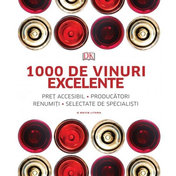 Bucura&539;i-v&259; de cele mai bune 1000 de vinuri accesibile ca pre&539; de la produc&259;tori de renume din întreaga lumePune&539;i în valoare vinul – afla&539;i cum s&259; îl depozita&539;i dac&259; trebuie s&259; fie decantat sau s&259; i se permit&259; s&259; respire la ce temperatur&259; trebuie servit în ce pahare anume &537;i cum poate fi