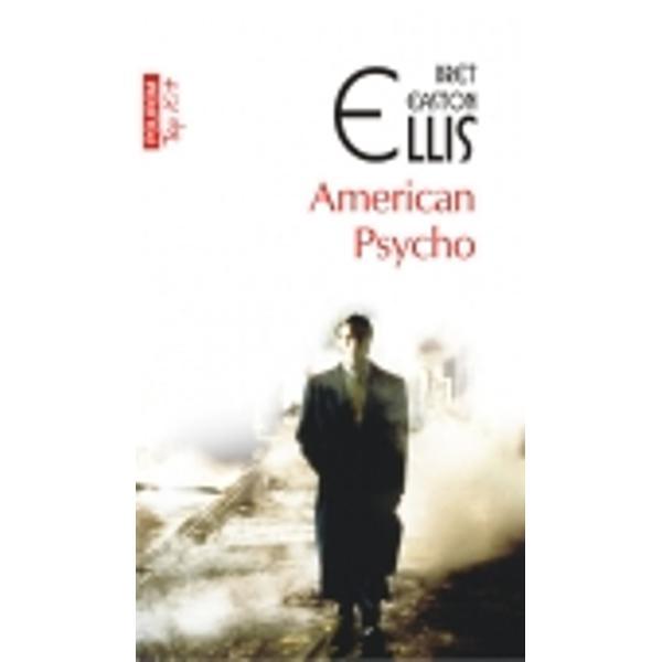 American Psychoa fost ecranizat in anul 2000 cu Christian Bale si Willem Dafoe in