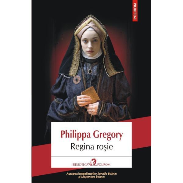 Philippa Gregory este cea mai importanta autoare de romaneistorice din Marea Britanie cunoscuta in lume datorita bestsellerurilorSurorile Boleyn si Mostenirea BoleynRegina rosie al doilea roman din ciclul dedicat Razboiuluicelor Doua Roze imbogateste galeria de femei puternice si influentecreata de Philippa Gregory cu o figura emblematica pentru istoriaAngliei lady Margaret