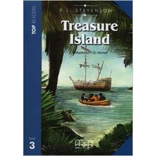 Treasure Island Pack with CD