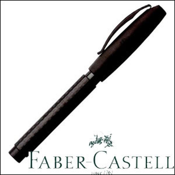 ProducatorFaber-CastellCorp de culoare perlata carbon sau piele Ambele capete din metal cromat lucios argintiu sau negru Clip rezistent Rezerva de culoare neagra B