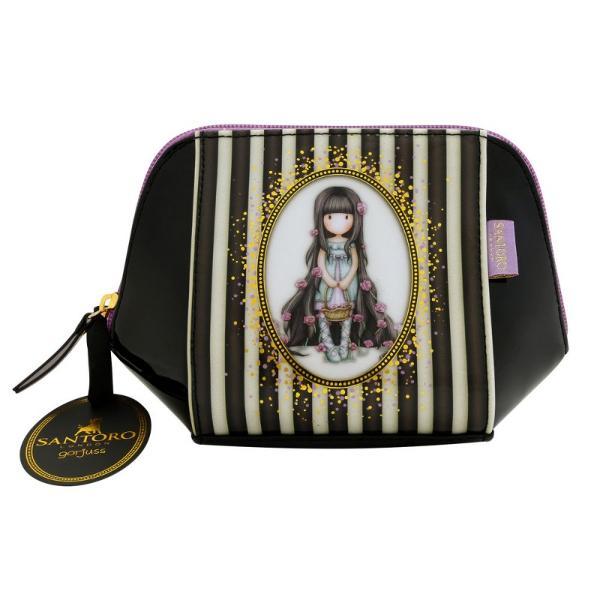 Gorjuss Geanta organizer accesorii - RosebudStilata si sofisticata aceasta geanta este modul perfect pentru a-ti tine bunurileDimensiuni 205 x 10 x 3cm