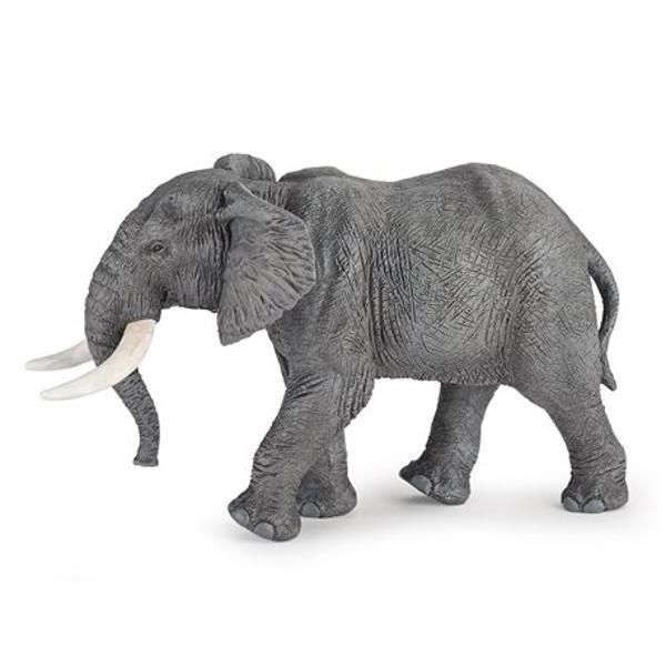 FigurinaElefant african model nou poate fi o jucarie educationala pentru copii dar si o piesa de colectie pentru pasionatii fara varstaDimensiune 15 x 95 x 4 cm