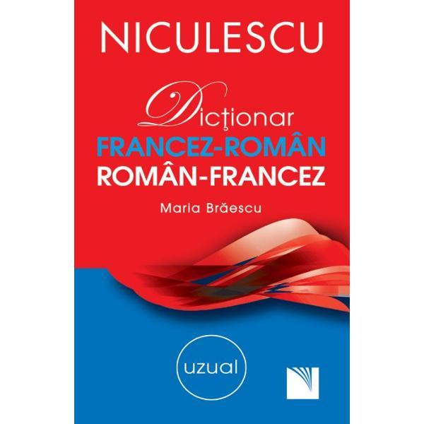 Dictionar francez-roman si roman-francez uzual