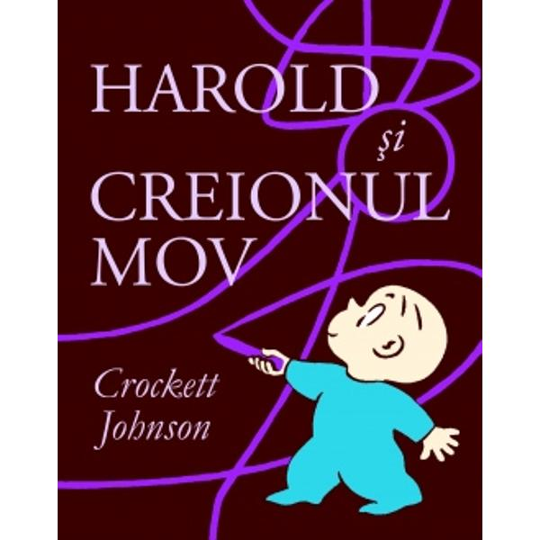 Harold are un creion cu care î&351;i deseneaz&259; fel de fel de locuri &351;i de lucruri Dar Harold are mare grij&259; &351;i pe cât e de plin de imagina&355;ie pe atât e de atent la aventura care începe odat&259; cu fiecare nou desen Iar când foamea îi d&259; târcoale face ni&351;te pl&259;cinte mov delicioaseIngenioas&259; &351;i inteligent ilustrat&259; Harold &351;i creionul mov este o carte despre puterea