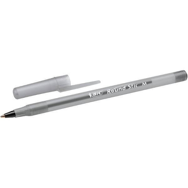 Pixul BIC Round Stic Classic are un varf de 10 mm pentru confortul scrisului Acesta este perfect pentru sarcinile zilnice de scriere la domiciliu la birou si la scoala Cilindrul sau rotund este usor de utilizat - plus se potriveste culorii cernelei si este o placere sa il tineti in mana Puteti folosi clipul convenabil pentru a-l fixa pe buzunar sau pe rever pentru a merge cu dvs peste tot Ca si lider in producerea instrumentelor de scris BIC a inceput sa produca pixul BIC Cristal in
