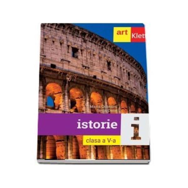 Manual de istorie clasa a V a