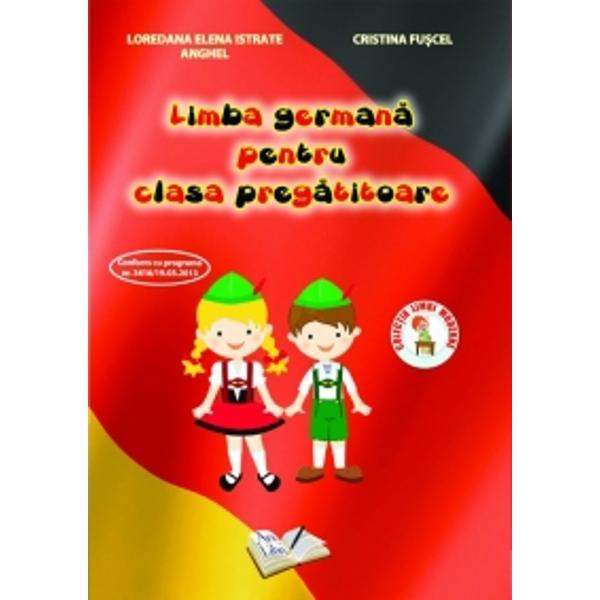 Limba germana pentru clasa pregatitoare