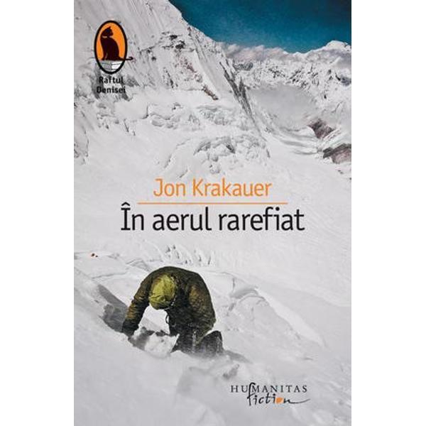 """Volum tradus în peste dou&259;zeci &351;i cinci de limbi desemnat în 1997 """"Cartea anului"""" de c&259;tre Time Magazine finalist la National Book Critics Circle Award &351;i inclus în anul urm&259;tor pe lista celor trei finaliste pentru Pulitzer PrizeÎn 1996 Jon Krakauer porne&351;te al&259;turi de Rob Hall unul dintre cei mai respecta&355;i &351;i cunoscu&355;i ghizi montani de mare altitudine din lume"""