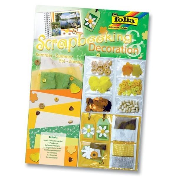 Set pentru scrapbooking ce contine cartoane colorate hartie colorata carton embosat diverse hartii imprimate materiale decorative accesorii