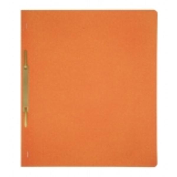 Dosar din carton cu sina orangeCarton A4 250 grmp