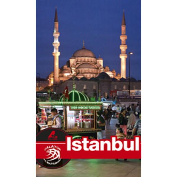 Seria de ghiduri turistice Calator pe mapamond este realizata în totalitate de echipa editurii Ad Libri Fotografi profesionisti si redactori cu experienta au gasit cea mai potrivita formula pentru un ghid turistic Istanbul complet