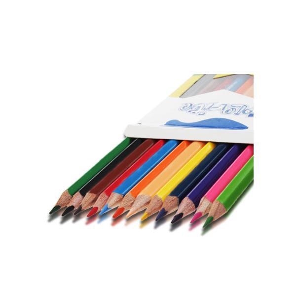 Creioane colorateSet 12 culoriDiametru grif 29mmNu sunt recomandate copiilorcu virsta sub 3 ani