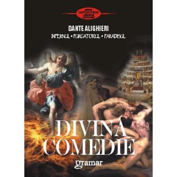 Dante a început s&259; scrieDivina comediec&259;tre anul 1307 sau înainte de exil El &351;i-a intitulat capodoperaCommedia Atributul dedivinai-a fost acordat poemei de c&259;tre marele prozator italian Giovanni Boccaccio primul lector public al operei dante&351;ti ca un omagiu datorat extraordinarei supranaturalei ei frumuse&355;i artisticeDivina comedieare drept centru al lumii istorice