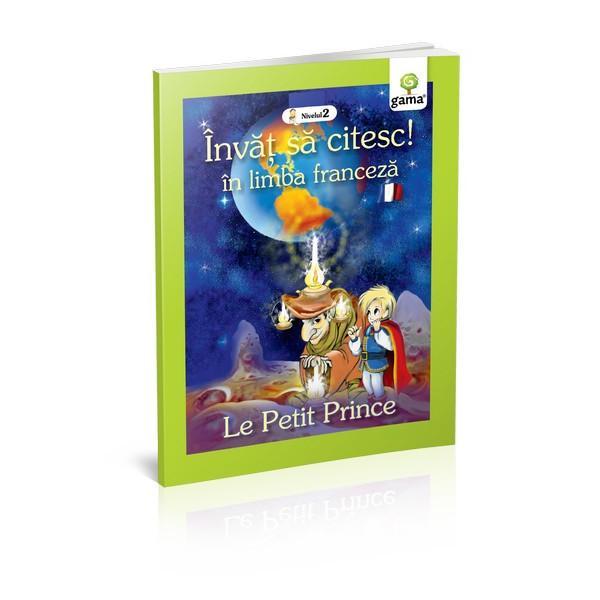 Înduio&537;&259;toarea poveste aMicului Prin&539; rescris&259; pentru copiii care vor s&259; înve&539;e s&259; citeasc&259; în limba francez&259;Cartea se adreseaz&259; cititorilor de nivel mediu care nu st&259;pânesc înc&259; un vocabular bogat Ilustra&539;iile pasate abil deasupra cuvintelor îi ajut&259; se decodifice rapid cuvintele &537;i s&259; le descopere sensul La finalul
