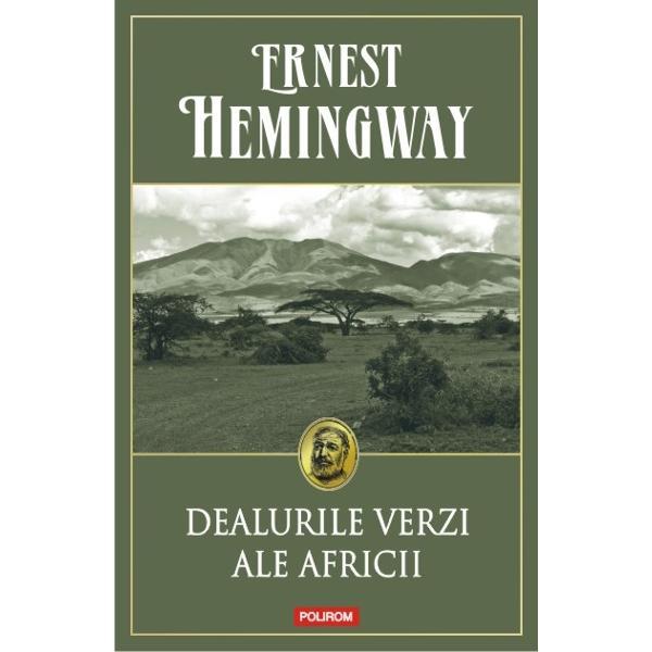 """""""Peisajele oamenii animalele teama de esec – totul este real intr-un text autobiografic ce depaseste asteptarile fictiunii De la universul civilizatiei pe care o lasa in urma pina la ariditatea savanei Dealurile verzi ale Africii este o carte in intregime adevarata"""" The Times Literary Supplement""""La prima ei aparitie multi au citit aceasta carte pentru ca nu vazusera Africa sau pentru ca voiau s-o"""