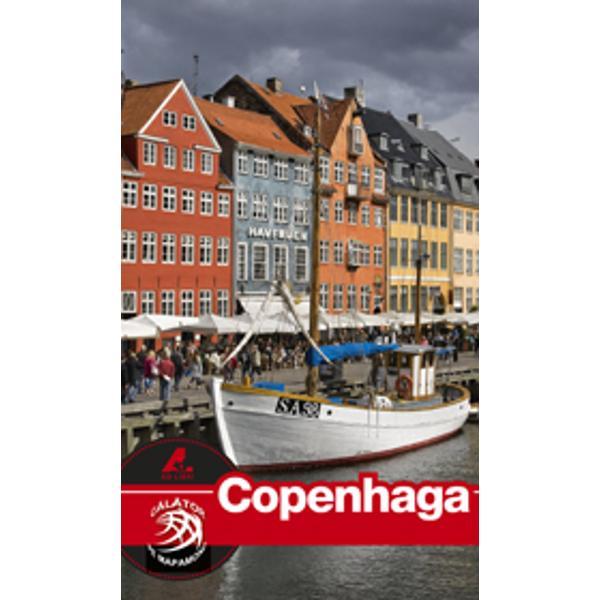 Seriade ghiduri turistice Calator pe mapamond este realizata în totalitate de echipa editurii Ad Libri Fotografi profesionisti si redactori cu experienta au gasit cea mai potrivita formula pentru un ghid turistic Copenhaga complet