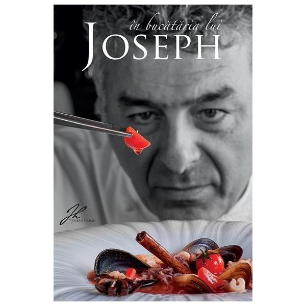 Cartea pe care o aveti in fata nu e doar despre arta si rafinamentul unor preparate de lux E una dintre cartile de vizita ale lui ChefJoseph Hadad pe langa restaurantul care-i poarta numele prestatia de jurat in emisiunea Top Chef sau zecile de retete create de-a lungul anilor E o parte din viata lui Cititorii care vor avea curiozitatea sa ia in maini volumul in bucataria lui Joseph vor descoperi savoarea si rafinamentul din fiecare dintre ingredientele pe care Chef Hadad