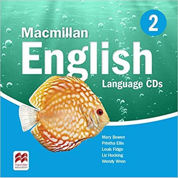 Macmillan English 2 - Language Audio CDs 1 & 2