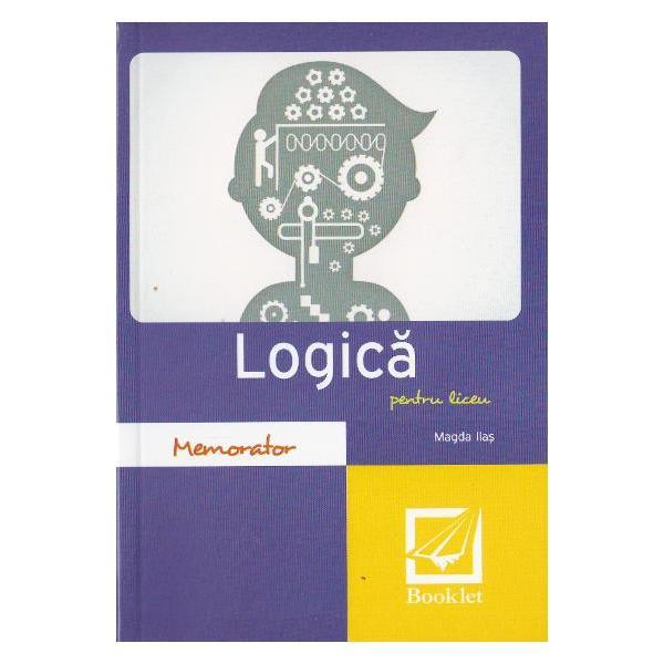 I Principiile logicii 1 Principiul identitatii 2 Principiul non-contradictiei 3 Principiul tertului exclus 4 Principiul ratiunii suficienteII Analiza logica a argumentelor 1 Forma logica si validitatea 2 Termenii 3 Definirea si clasificarea 4 Propozitii categorice 5 Propozitii compuseIII Tipuri