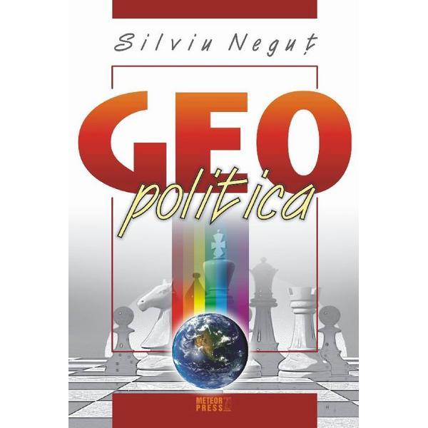 GEOPOLITICA editia a II-a este o carte· incitanta ne introduce in universul puterii &537;i al distribu&539;iei acesteia pe Glob in lumea celor care au de&539;inut-o sau acaparat-o nu de pu&539;ine ori prin practici neortodoxe plus proiec&539;ia spre un univers geopolitic deloc lini&537;titor;· antrenanta scrisa intr-un stil incitant &537;i captivant convingandu-ne de necesitatea &537;i importan&539;a