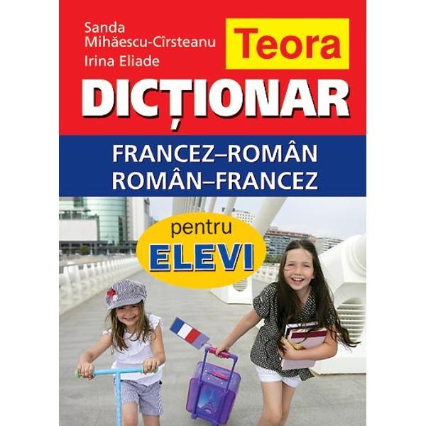Dictionar francez dublu elevi -1225