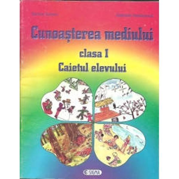 Cun mediului caiet I 2004