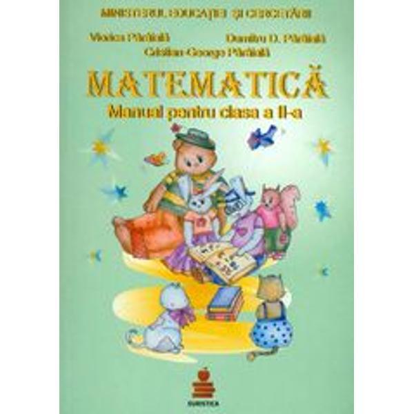 Matematica pentru clasa a II-a