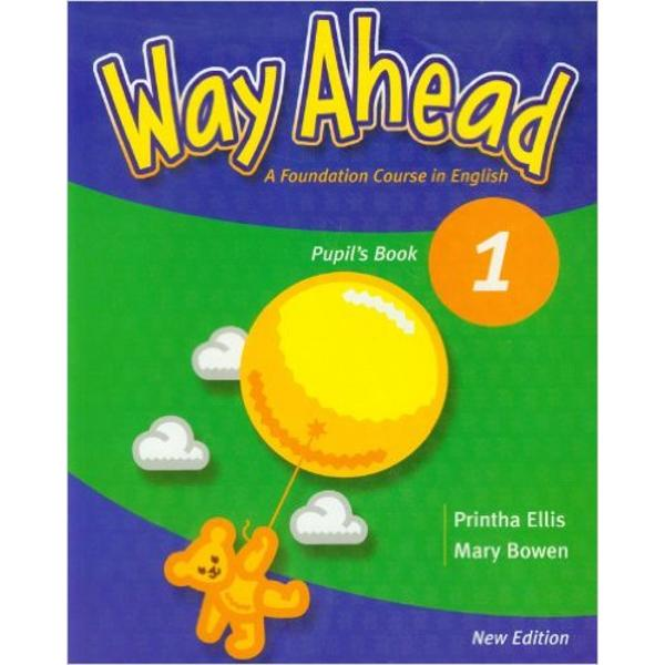 Way Ahead 1 Pupils book cu CDWay Ahead is an imaginative six level course for primary school children who are learning English as a foreign language The course is reading- based with a strong communicative flavour The structures and functions of English are taught through a variety of inviting child- centred activities which have been carefully graded and are suitable for classes in a variety of cultural backgroundsp stylecolor