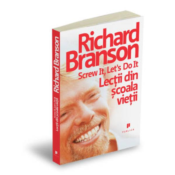 Screw it Lets do it este o atitudine Este atitudinea care il caracterizeaza&131; pe Richard Branson Cu alte cuvinte lui Branson ii plac provoca&131;rile si le ra&131;spunde cu curaj Screw It Lets Do It inseamna&131; sa&131; crezi ca&131; poti face un lucru chiar daca&131; altii sunt sceptici Trebuie doar sa&131; incerci si iar sa&131; incerci pana&131; cand reusestiIn Screw It Lets Do It Richard Branson impa&131;rta&131;seste cateva dintre lectiile de viata&131; si
