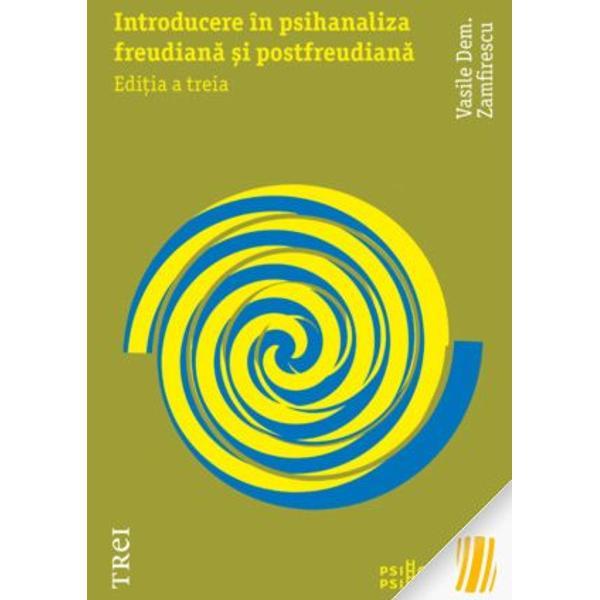 În 1990 a avut loc un eveniment decisiv poate pentru implantarea psihanalizei în România studen&355;ii de atunci ai Facult&259;&355;ii de Filosofie care îngloba &351;i psihologia sociologia pedagogia au impus introducerea psihanalizei în planul de înv&259;&355;&259;mânt Printre cei nominaliza&355;i ca profesori pentru noua disciplin&259; s-a num&259;rat &351;i autorul acestor rânduri Cursul pe care l-am sus&355;inut