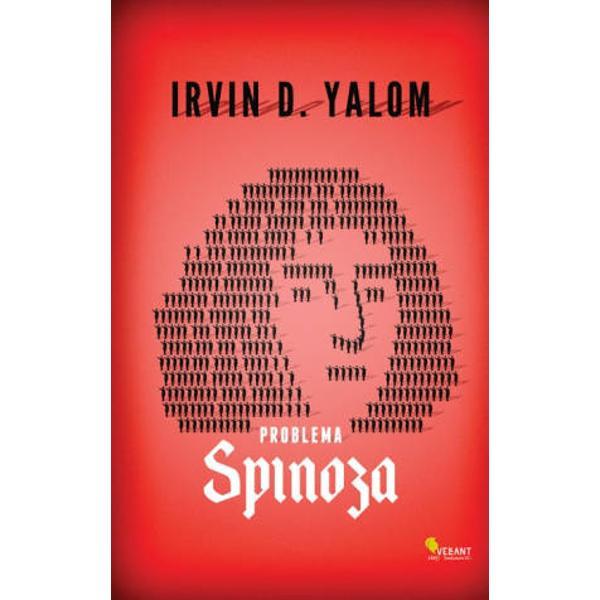 Irvin Yalom revine cu un roman despre mintile a doi oameni care au intrat in istorie la trei secole distanta&131; unul de cela&131;lalt filosoful olandez de secol XVII Baruch Spinoza si Alfred Rosenberg unul dintre ideologii nazismului si un apropiat al lui Adolf Hitler Imaginand o intersectie neasteptata&131; intre viata lui Spinoza si destinul lui Rosenberg Irvin Yalom construieste o poveste de neuitat despre ura&131; si toleranta&131; curaj si lasitate pedeapsa&131; si