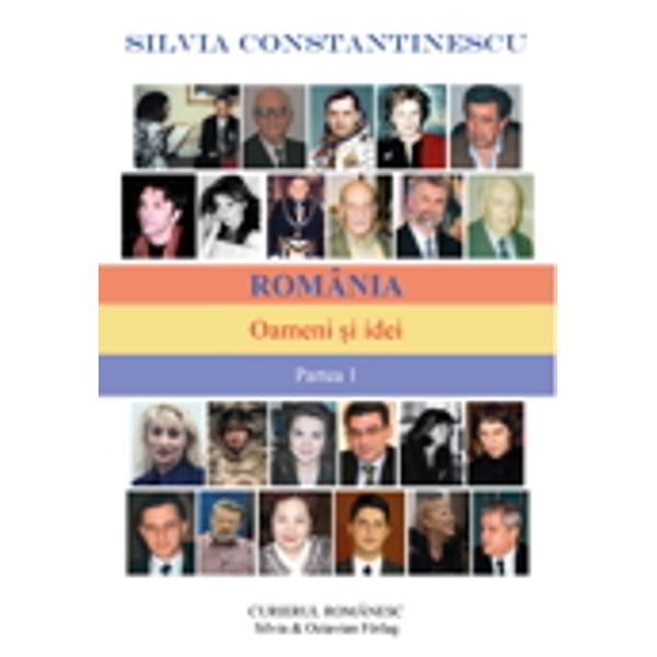Romania Oameni si idei volumul III
