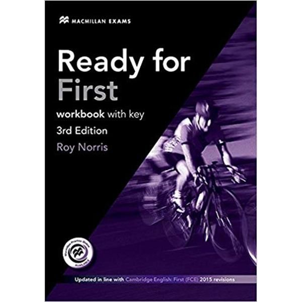 Ready for First coursebook with eBook and key 3rd Edition