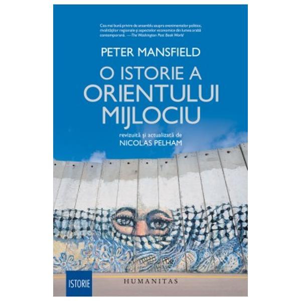 Cartea lui Peter Mansfield este unanim considerat&259; una dintre cele mai autorizate sinteze de istorie a Orientului Mijlociu Autorul diplomat apoi jurnalist a petrecut mul&355;i ani în aceast&259; tumultuoas&259; zon&259; a lumii în care de milenii musulmanii cre&351;tinii &351;i israeli&355;ii î&351;i disput&259; st&259;pånirea unor teritorii în mare parte aride dar