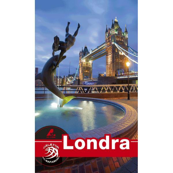 Seria de ghiduri turistice Calator pe mapamond este realizata in totalitate de echipa editurii Ad Libri Fotografi profesionisti si redactori cu experienta au gasit cea mai potrivita formula pentru un ghid turistic Londra complet