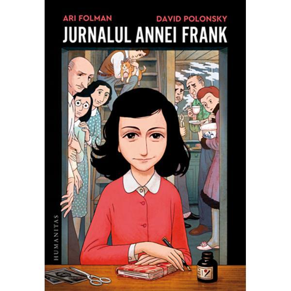 Jurnalul Annei Frank a fost publicat pentru prima oar&259; acum &351;apte decenii iar lumea a descoperit ororile nazismului prin ochii unei fete de 13 ani care în ascunz&259;toarea unde s-a ad&259;postit împreun&259; cu familia în 1942 &351;i-a notat cu candoare tot ceea ce tr&259;ia &351;i sim&355;eaAst&259;zi însemn&259;rile zilnice ale Annei sunt transformate într-un roman grafic bazat pe edi&539;ia definitiv&259; a