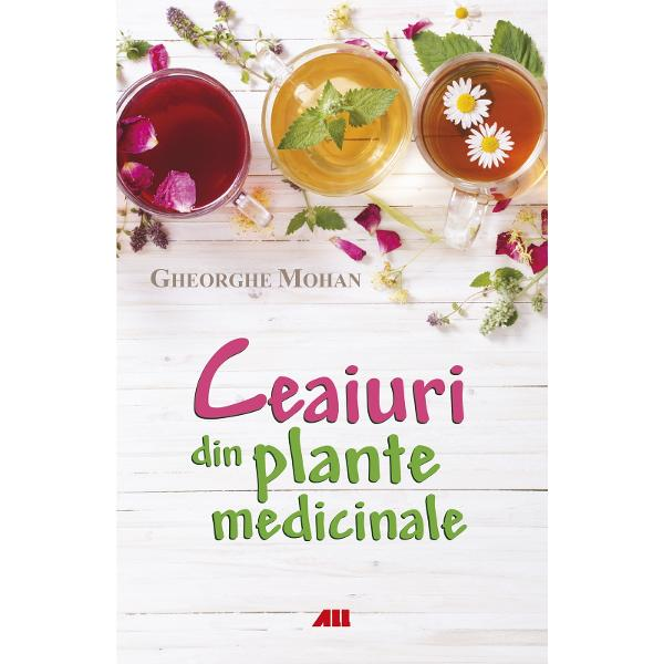 Tratamente eficiente pe baz&259; de ceaiuri din plante medicinaleLucrarea de fa&539;&259; propune solu&539;ii testate pentru vindecarea &537;i ameliorarea unei largi variet&259;&539;i de boli pe cale naturist&259;Dac&259; vrei s&259; descoperi metodele prin care po&539;i preveni sau trata afec&355;iunile mai frecvente apelând la o serie de tehnici terapeutice naturiste volumul semnat de Gheorghe Mohan este instrumentul ideal În primul rând