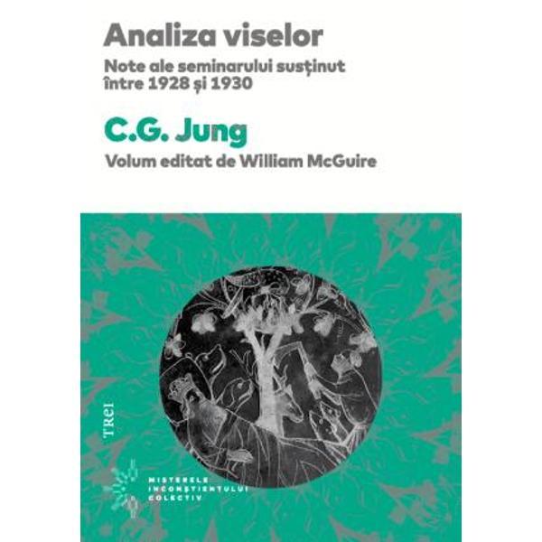 Note ale seminarului sustinut intre 1928 si 1930 Volum editat de William McGuire  Cititorul consecvent al operelor lui CG Jung publicate sistematic de Editura Trei in ultimii zece ani a constatat fara indoiala preponderenta expunerii teoretice asupra materialului clinic si a consideratiilor de tehnica Prezentul volum care cuprinde transcrierea seminarului pe tema interpretarii viselor sustinut de Jung la Z uuml rich intre 1928  noiembrie  si 1930  iunie  completeaza aceasta lacuna Textul
