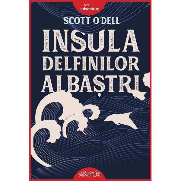 Romanul lui Scott ODell este povestea plin&259; de dramatism a unei fete dintr-un trib de indieni care r&259;mâne izolat&259; timp de foarte mul&539;i ani pe o insul&259; locuit&259; cândva de neamul ei Pericolele o pândesc la tot pasul haite de câini s&259;lbatici un trib inamic venit la vân&259;toare pe insul&259; dezastre naturale teribile; îns&259; cel mai tare o macin&259; singur&259;tatea pe care încearc&259; s&259;