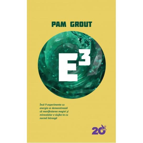 Cartea E2 ap&259;rut&259; în traducere tot la Editura For You a devenit imediat dup&259; publicare un fenomen interna&539;ional ce a oferit pentru milioane de oameni impulsul metodele &537;i energia pentru a transforma cu adev&259;rat gândurile în realitate Prin intermediul volumului E3 autoarea Pam Grout îl duce pe cititor mai departe &537;i mai profund în câmpul infinit al poten&539;ialit&259;&539;ii cuantice unde