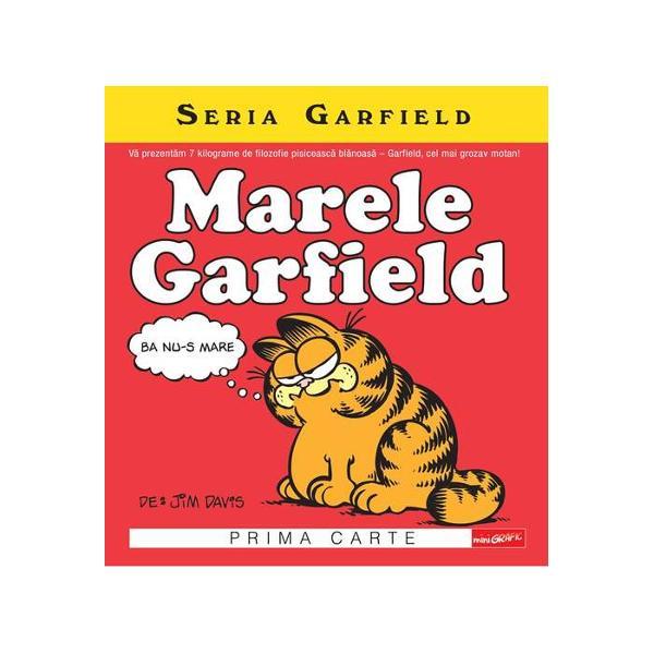 Ca orice lasagna grozav&259; Garfield s-a n&259;scut în buc&259;t&259;ria unui restaurant italian într-o sear&259; de iarn&259; din 1978 în timp ce afar&259; parc&259; ningea cu parmezan ras Cânt&259;rea 25kg la na&537;tere – un ditamai pisoiul – &537;i din prima clip&259; a fost înnebunit dup&259; mâncarea italian&259; Proprietarul restaurantului obligat s&259; aleag&259; între Garfield &537;i închiderea