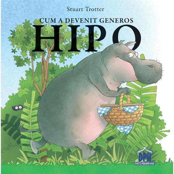 Hipo cel lacom &537;i moroc&259;nos este un hipopotam zgârcit Dar într-o zi prietenii s&259;i îi joac&259; o fest&259; iar el în&539;elege c&259; este bine s&259; fii generos O poveste amuzant&259; cu ilustra&539;ii frumoase &537;i cuvinte u&537;oare numai bun&259; de citit copiilor înainte de culcare