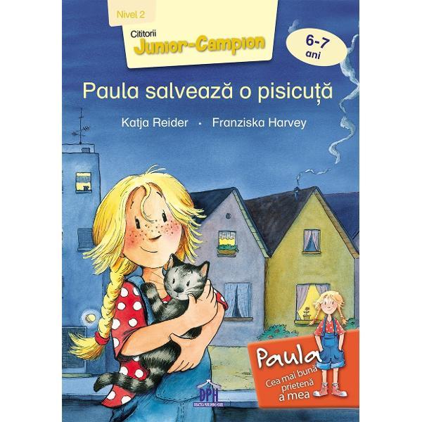 Când Paula aude un mieunat trist din casa vecin&259; î&537;i face griji oare pisicu&539;a Mili este în pericol Paula se nelini&537;te&537;te &537;i descoper&259; c&259; într-adev&259;r pisicu&539;a este în pericol Paula o salveaz&259; exact în ultimul moment Dar tocmai aici începe aventura Paula trebuie s&259; g&259;seasc&259; o nou&259; locuin&539;&259; pentru Mili Iar acest lucru nu este chiar atât de u&537;or precum