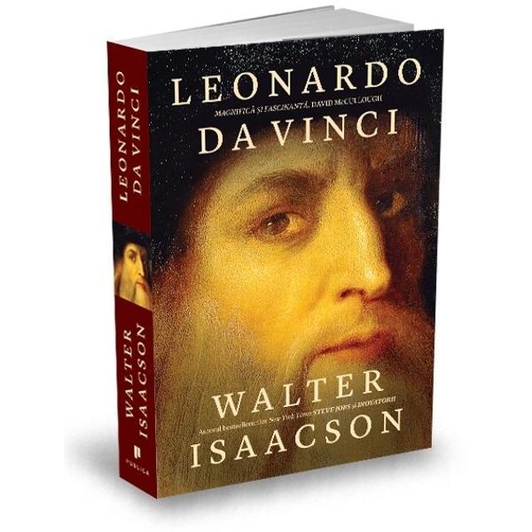 A citi aceast&259; biografie magnific&259; a lui Leonardo da Vinci înseamn&259; a face o c&259;l&259;torie prin via&539;a &537;i opera uneia dintre cele mai extraordinare fiin&539;e umane din toate timpurile în compania celui mai &537;armant informat &537;i intuitiv ghid imaginabil Walter Isaacson este deopotriv&259; un adev&259;rat savant &537;i un scriitor fascinant &536;i ce bog&259;&539;ie de înv&259;&539;&259;minte în aceste