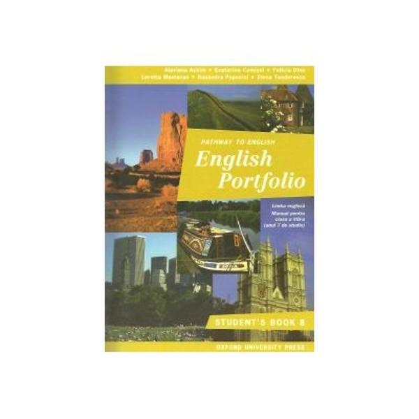 English Portofolio TB 8