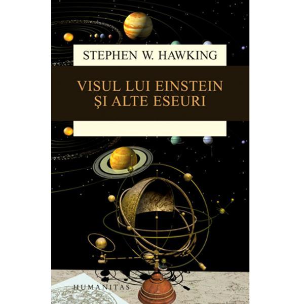 """Stephen Hawking este fizicianul de excep&355;ie care imobilizat într-un c&259;rucior suferind din tinere&355;e de sindromul lateral amiotrofic &355;ine leg&259;tura cu lumea printr-un calculator care """"vorbe&351;te"""" în locul lui Ceea ce nu-l împiedic&259; s&259; se afle prin studiile sale în avangarda cercet&259;rilor privind spa&355;iul timpul originea universului &351;i particulele elementare Marele succes al c&259;r&355;ilor sale de"""