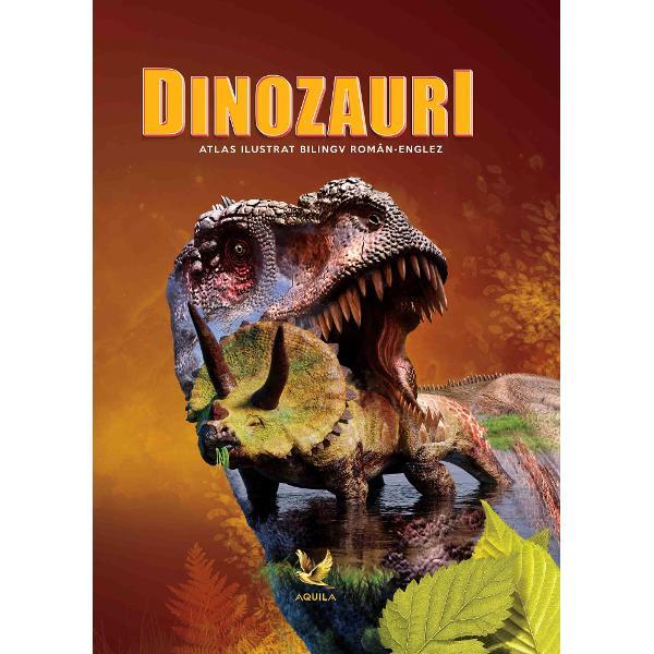 Oare cum ar&259;tau dinozaurii &536;i de câte feluri erau ei Care erau cei mai puternici Dar cei mai mici Cât de inteligen&539;i erau &536;i de ce au disp&259;rut Cât de mare era un ou de dinozaur Ce alte animale au locuit P&259;mântul în aceea&537;i perioad&259; cu dinozaurii &536;i cum se face c&259; &537;tim atât de multe despre lucruri care s-au petrecut cu zeci &537;i sute de milioane de ani în urm&259; R&259;spunsuri